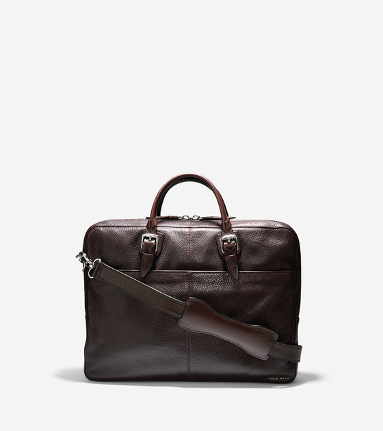 Bags > Truman Top Zip Attache
