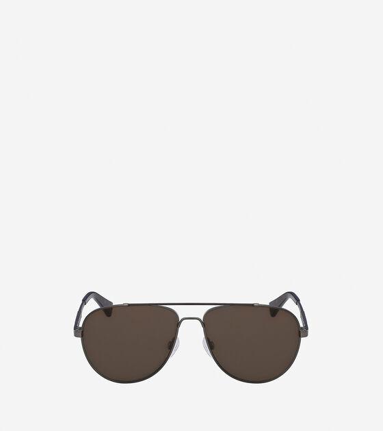 Accessories & Outerwear > Metal Aviator Sunglasses