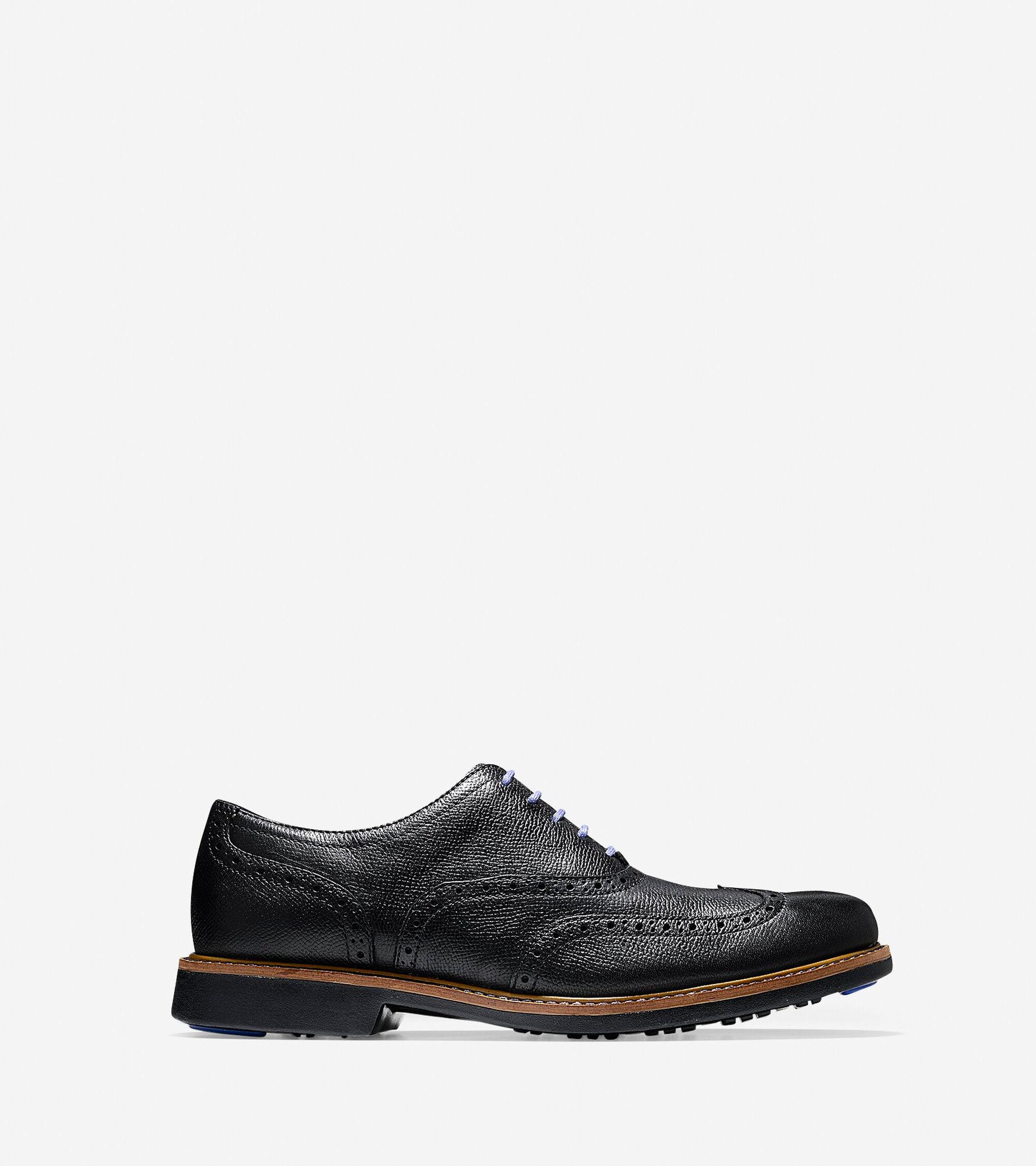 Shoes > Great Jones Wingtip Oxford