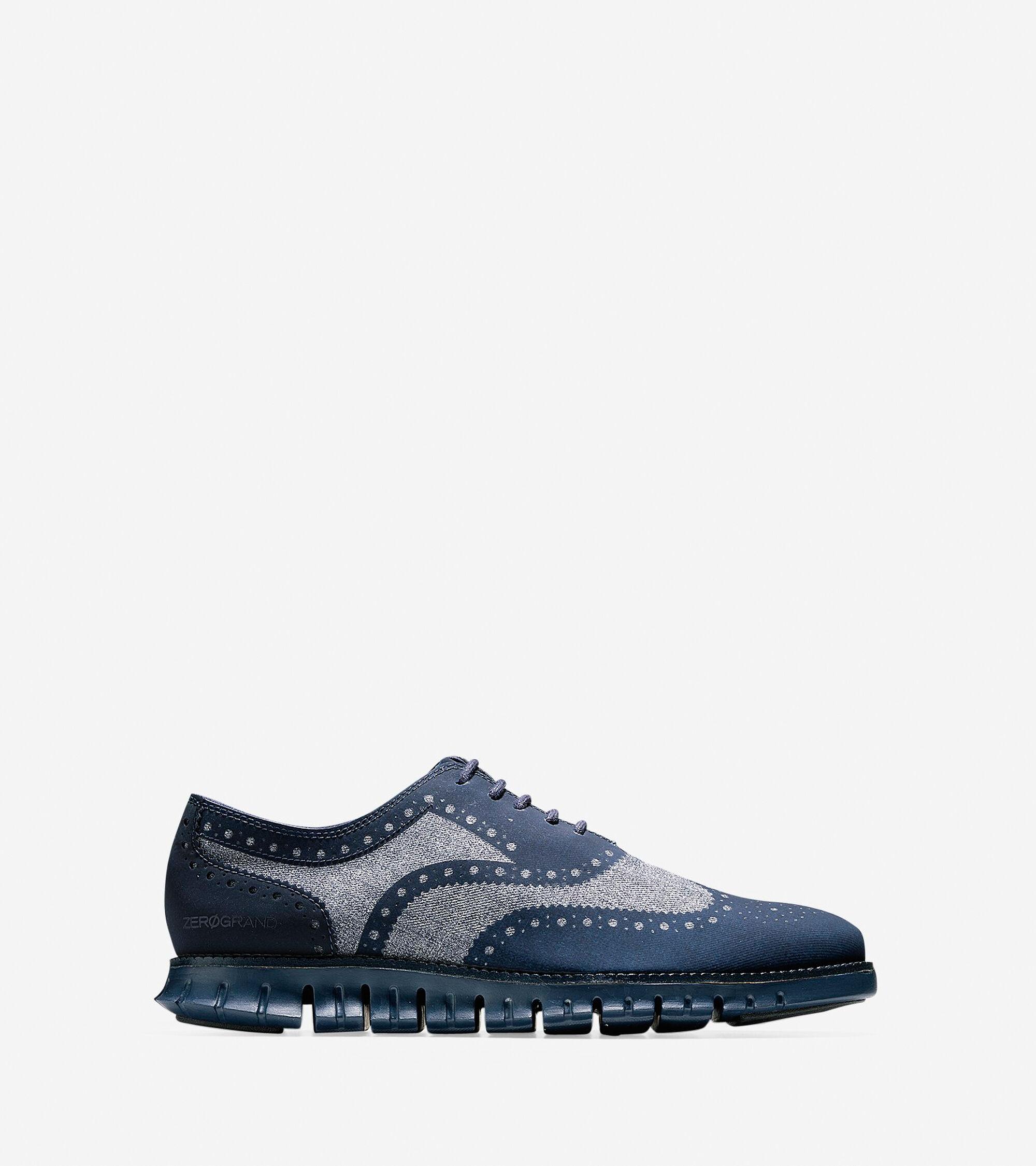 Cole Haan Men's ZEROGRAND No Stitch Oxford Shoes