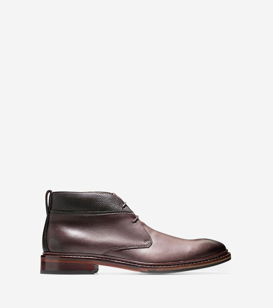 Boots > Williams Welt Chukka