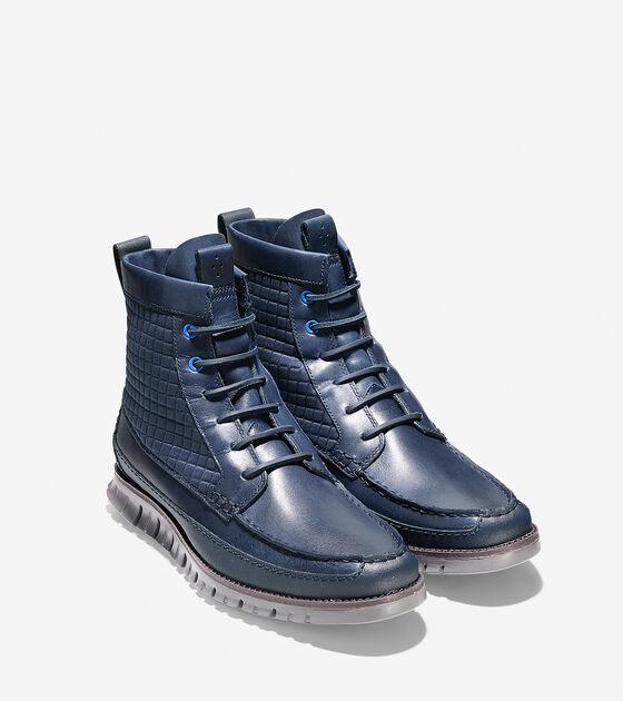 ZERØGRAND Waterproof Tall Boot