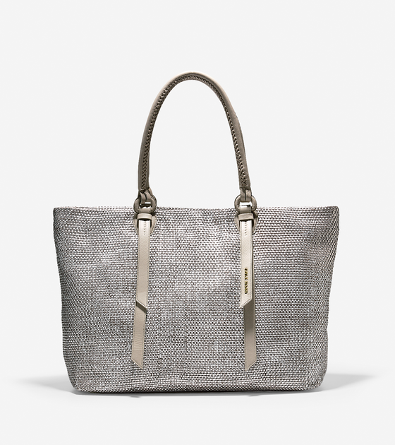 Handbags > Bethany Weave Large Tote