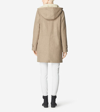 4-in-1 Hooded Parka