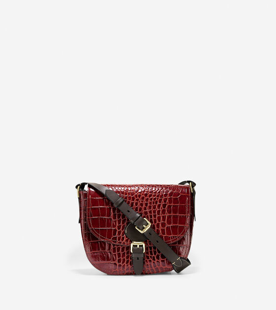 Handbags > Loralie Saddle Bag