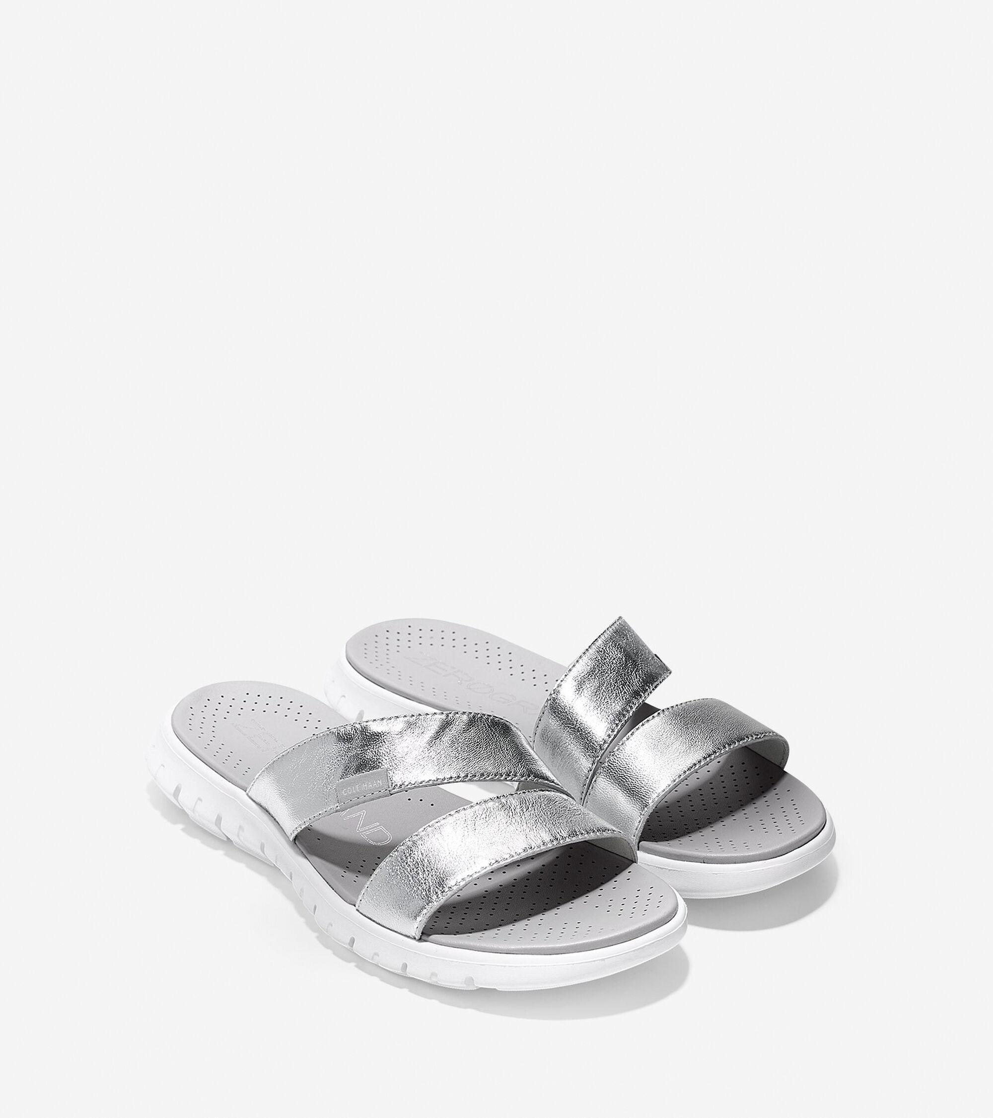 White sandals -  Women S Zer Grand Two Strap Sandal