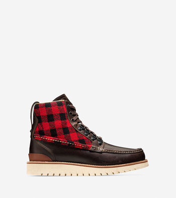 Men's GrandExpløre Waterproof Moc Toe Boot