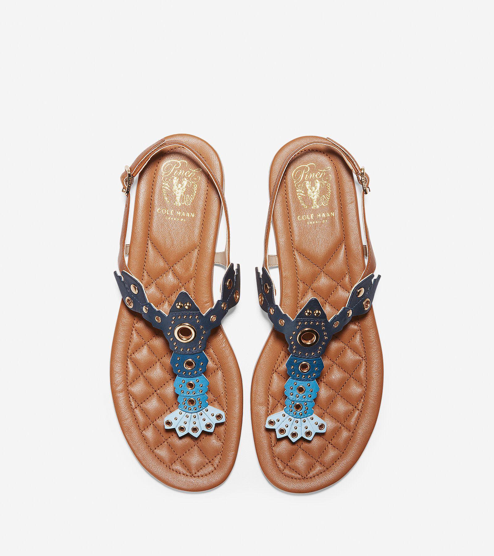 Cole Haan Pinch Lobster Sandals 0UVQME