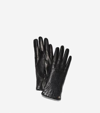 Genevieve Weave Gloves