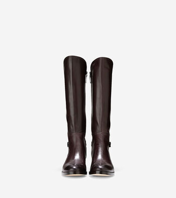 Hayes Tall Boot - Extended Calf