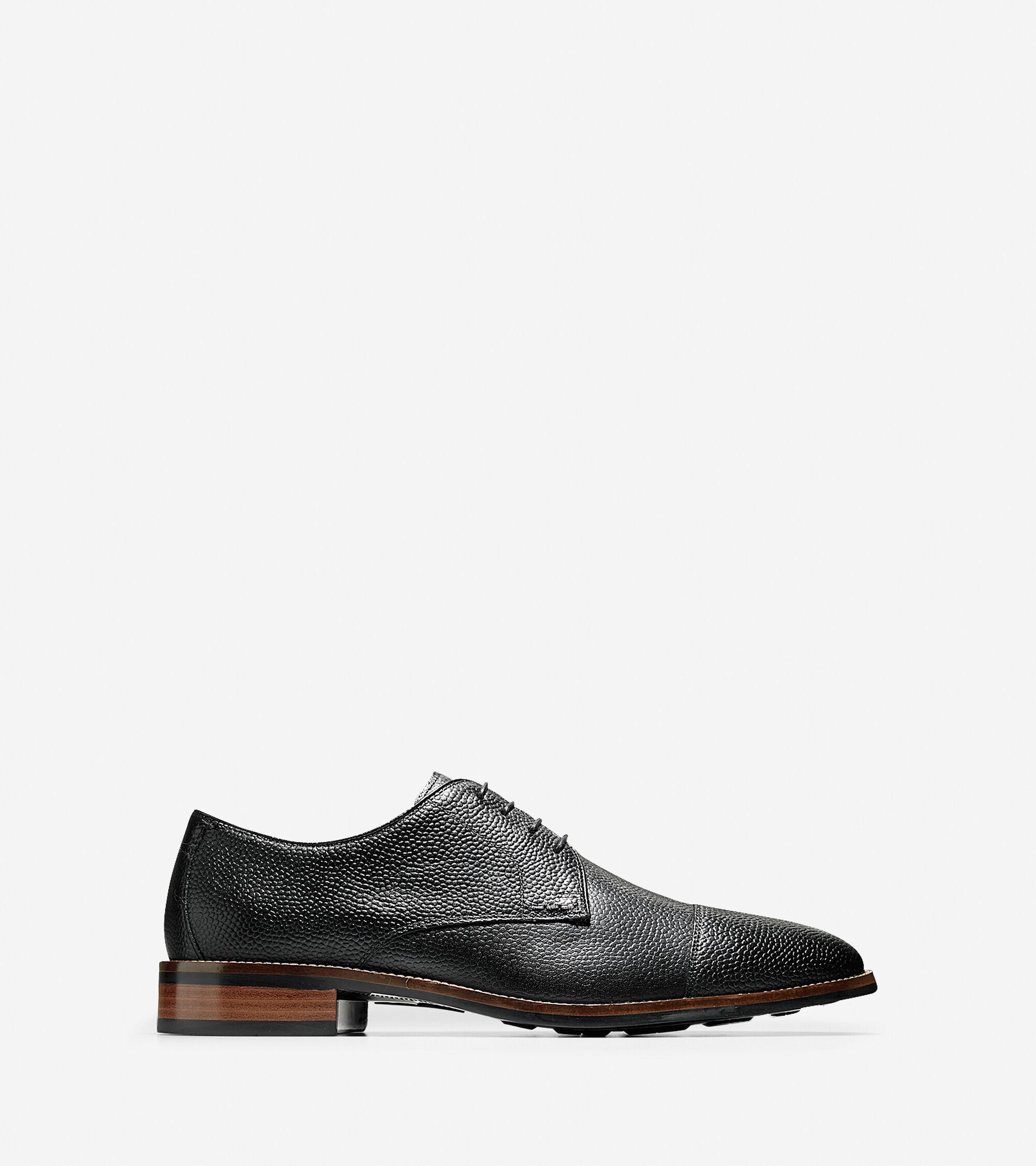 Shoes > Lenox Hill Waterproof Cap Oxford