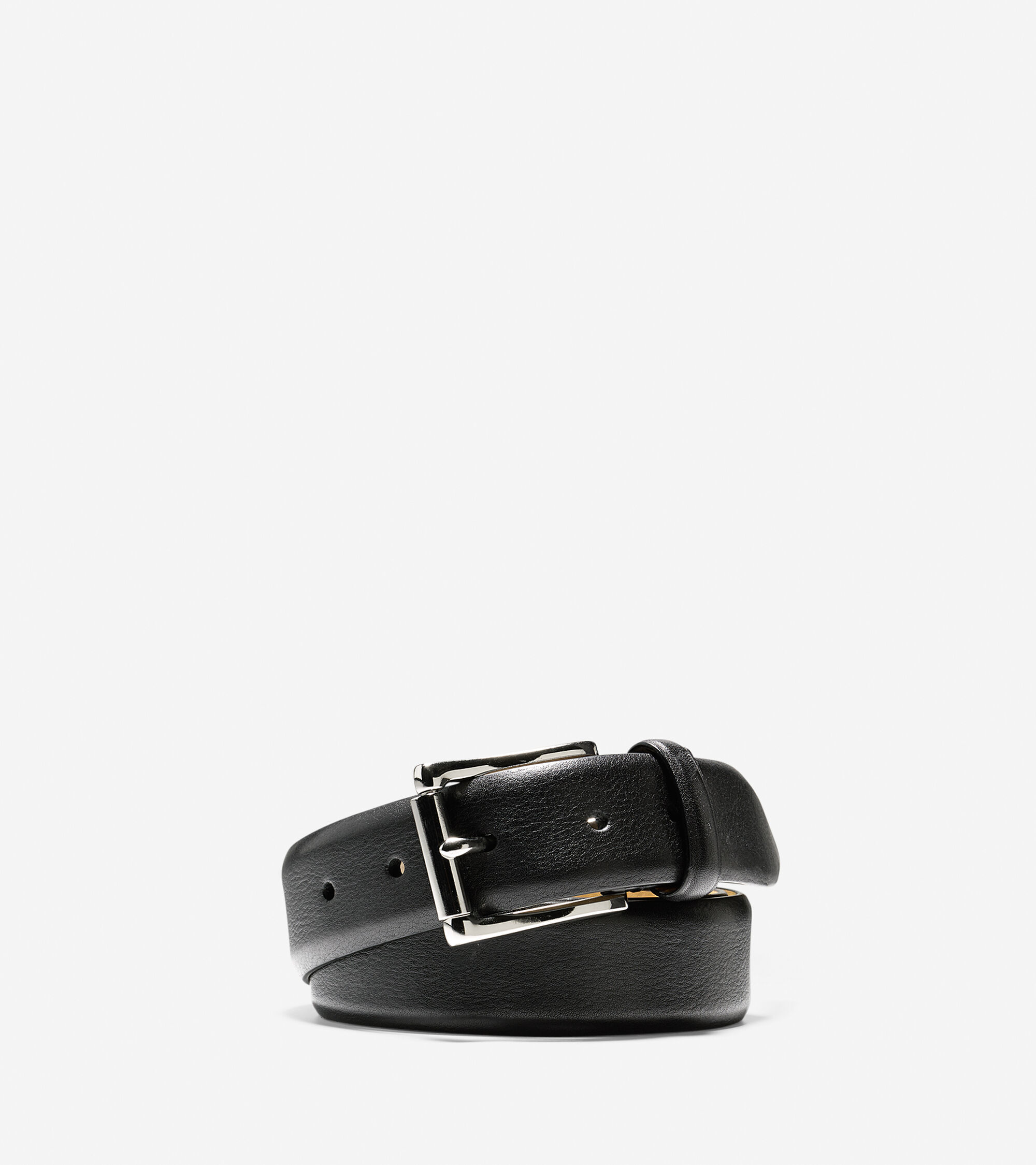 Accessories > 32mm Burnished Leather Belt