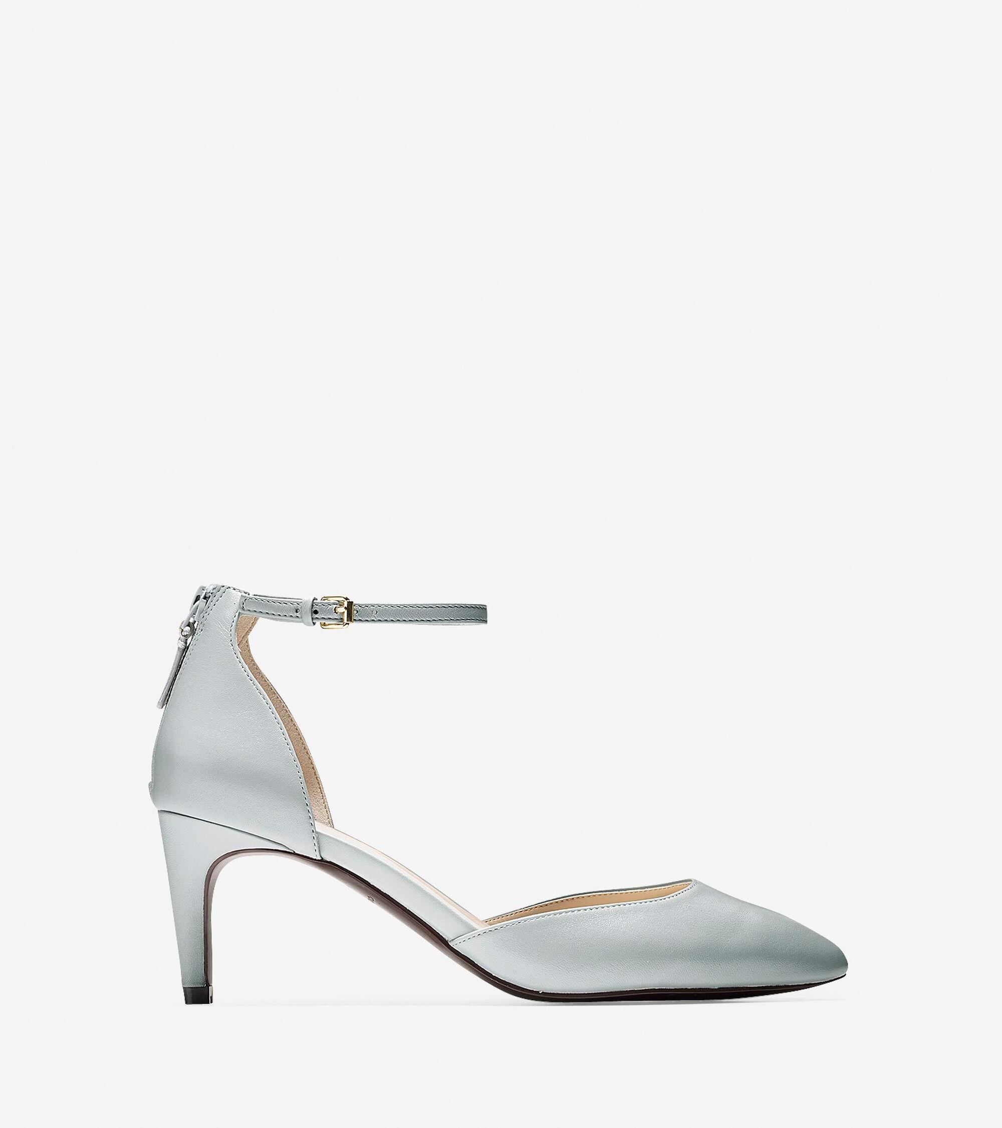 Heels > Abigail Grand Ankle Strap Pump (65mm)