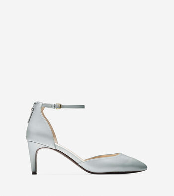 Abigail Grand Ankle Strap Pump (65mm)