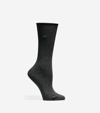 Roll Top Crew Sock