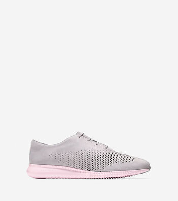 Women's 2.ZERØGRAND Laser Wingtip Oxford