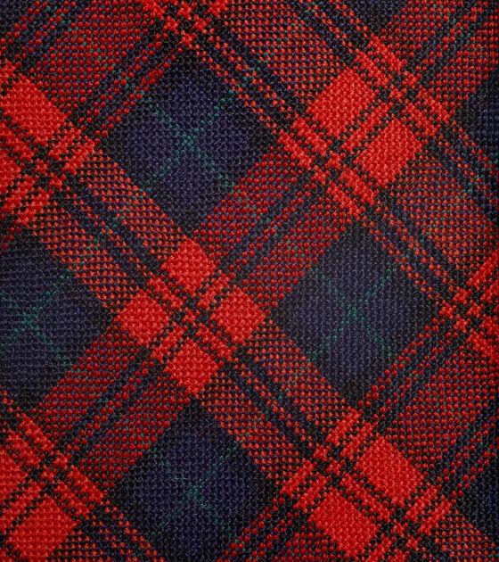Fahlgren - Wool Plaid Tie