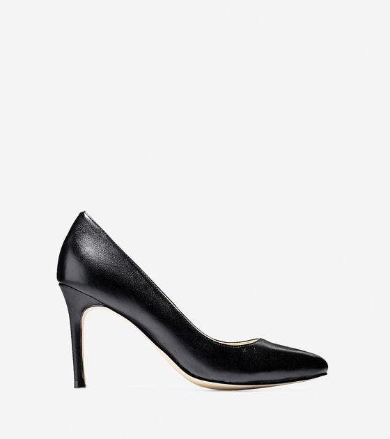 Heels > Fair Haven Pump (85mm) - Almond Toe