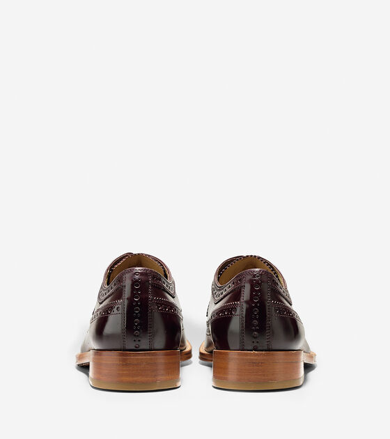 Lionel Long Wingtip Oxford