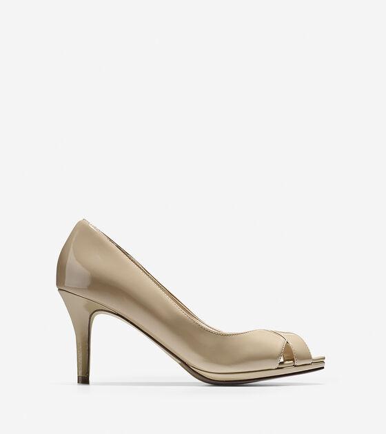 Shoes > Lena Open Toe Pump (75mm)