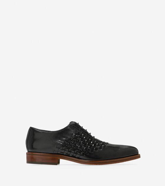 Shoes > Washington Grand Woven Oxford