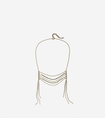 Metropolitan Club Frontal Necklace