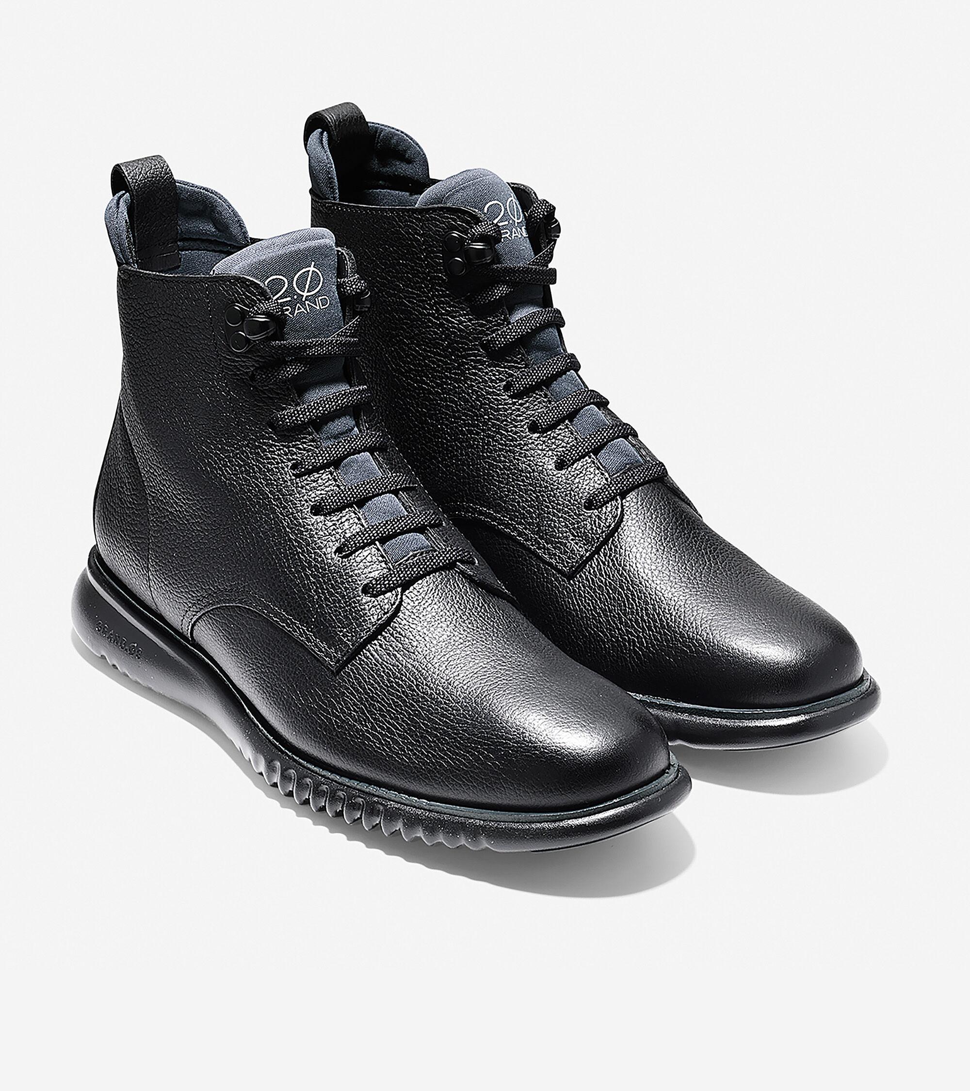 Cole Haan 2.ZeroGrand High-Top Waterproof Sneaker 69GFxtQct2