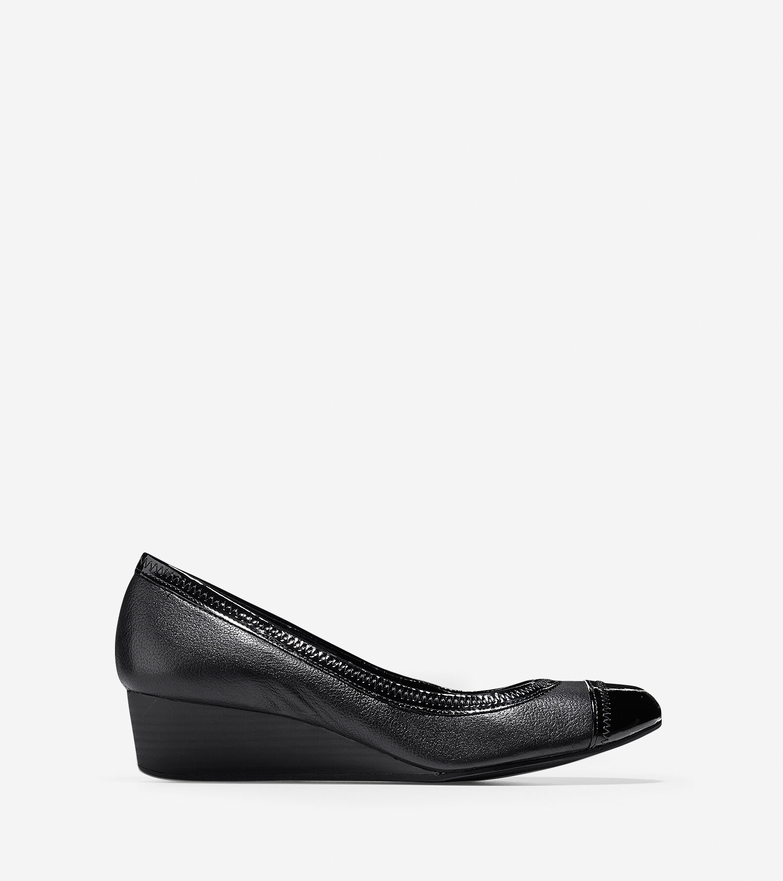 Elsie Cap Toe Wedge II Cole Haan lwjM3