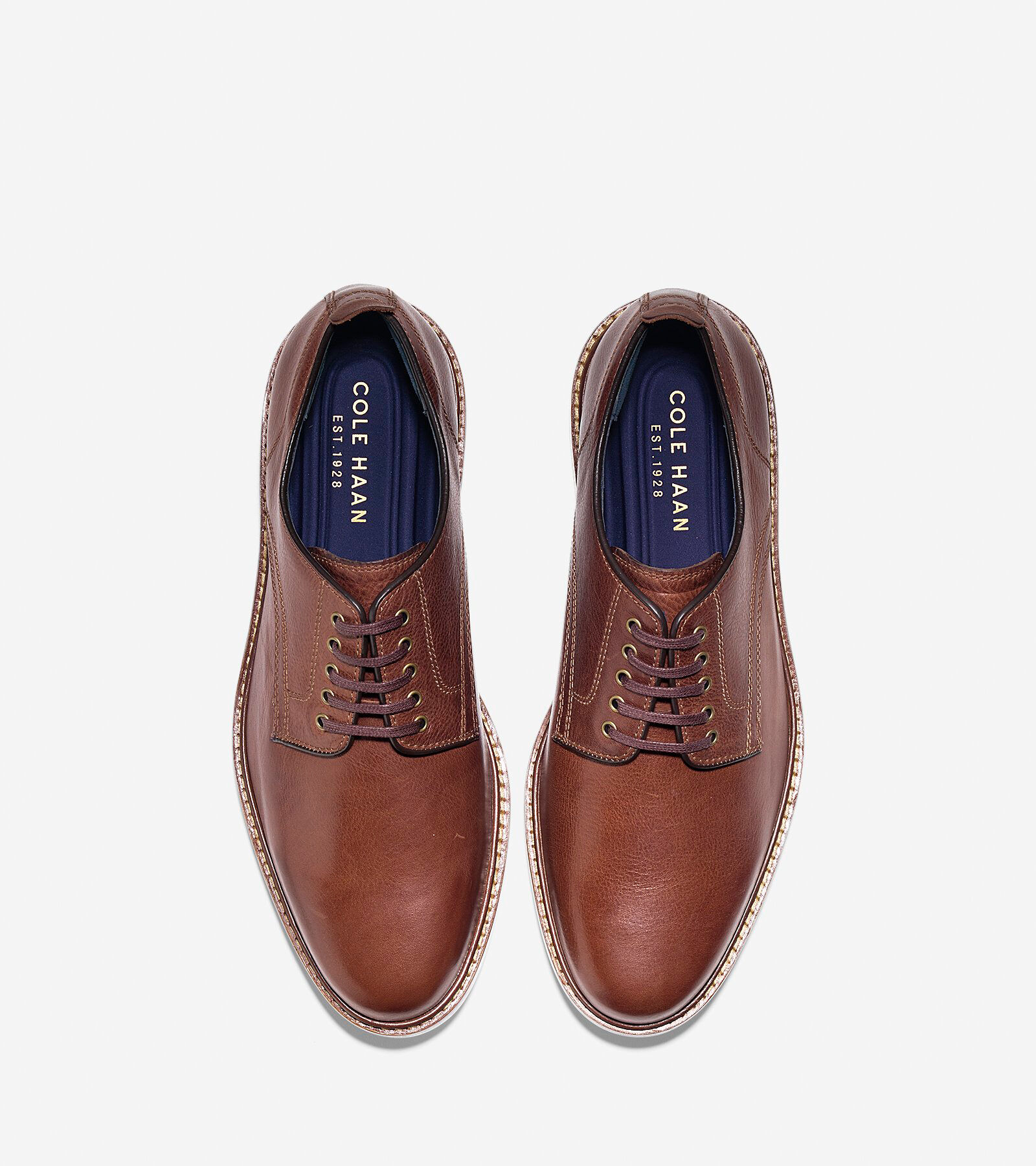 ... Tyler Grand Plain Toe Oxford ...