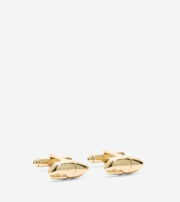 Pinch Lobster Claw Cuff Links