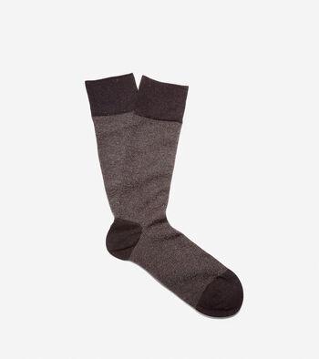 Pique Crew Socks