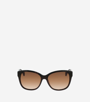 Rounded Square Sunglasses