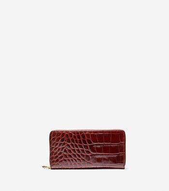 Loralie Continental Wallet
