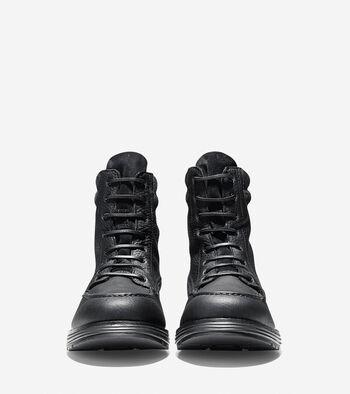 Men's Lockridge Waterproof Moc Toe Boot