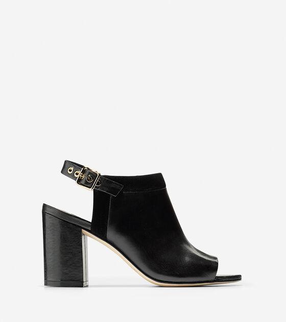 Shoes > Jena Open Toe Shootie