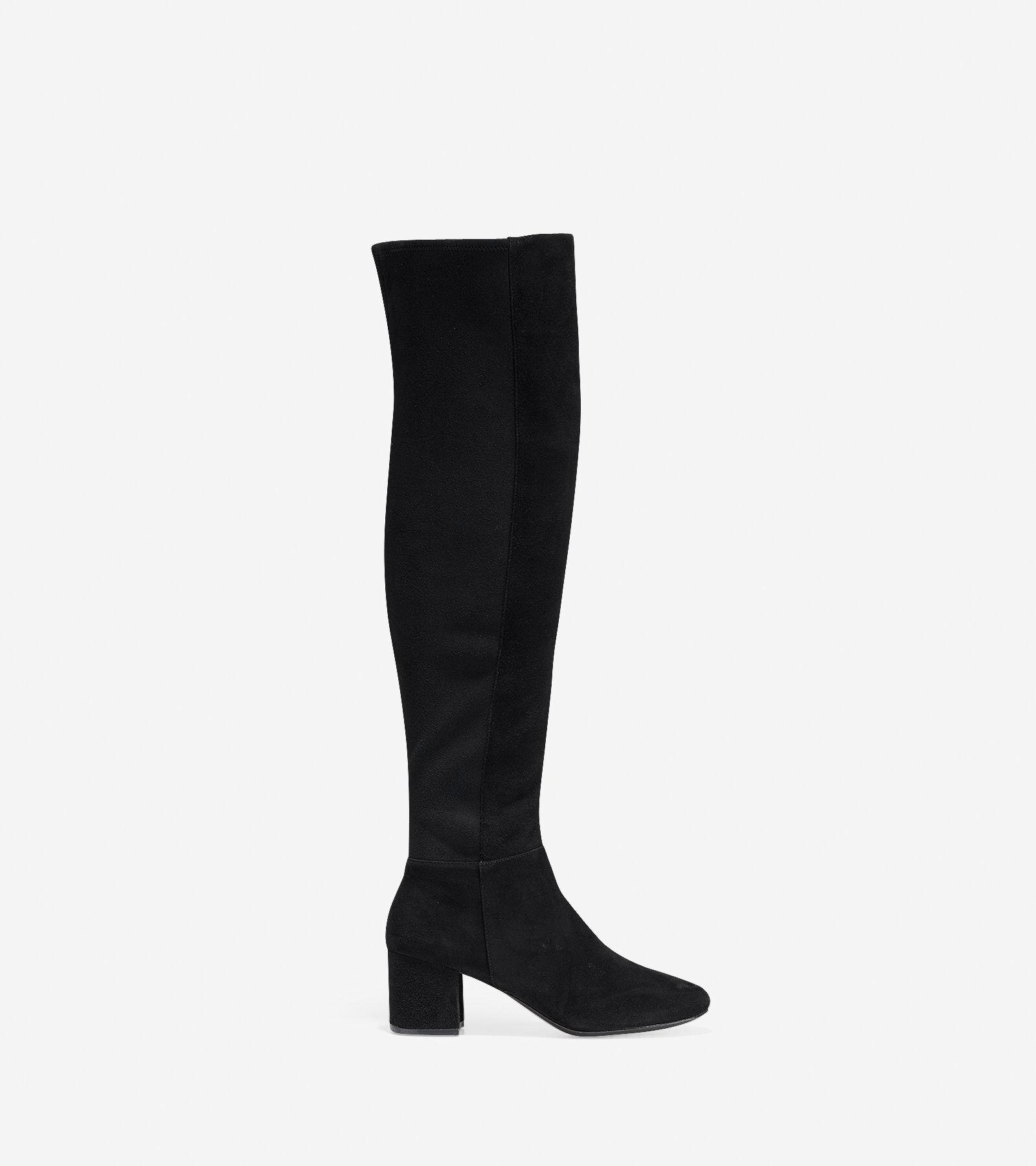 Discount Shop Women GC Shoes Raina Riding Boot Black - C4Y6123997