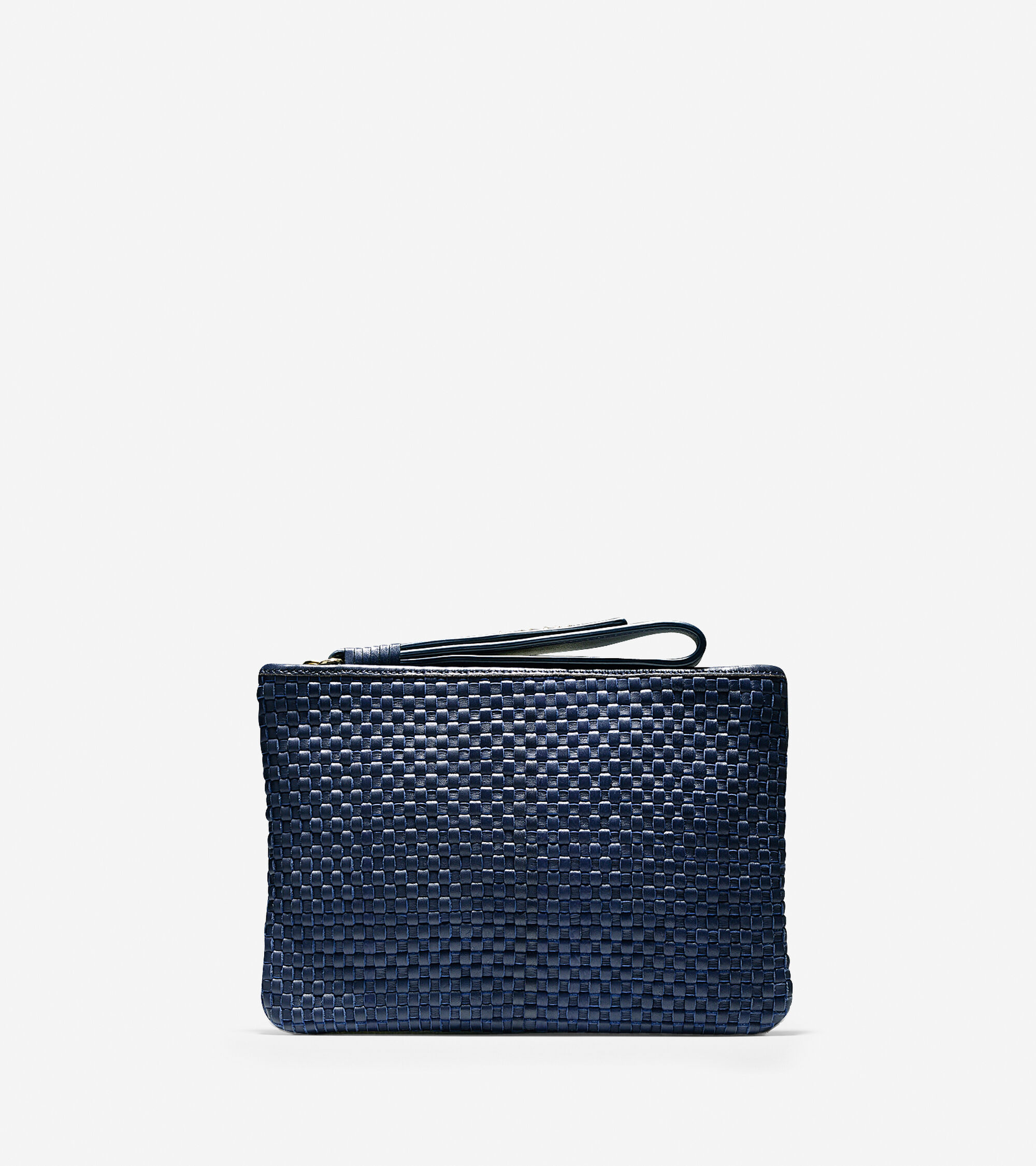 Accessories > Bethany Weave Medium Pouch