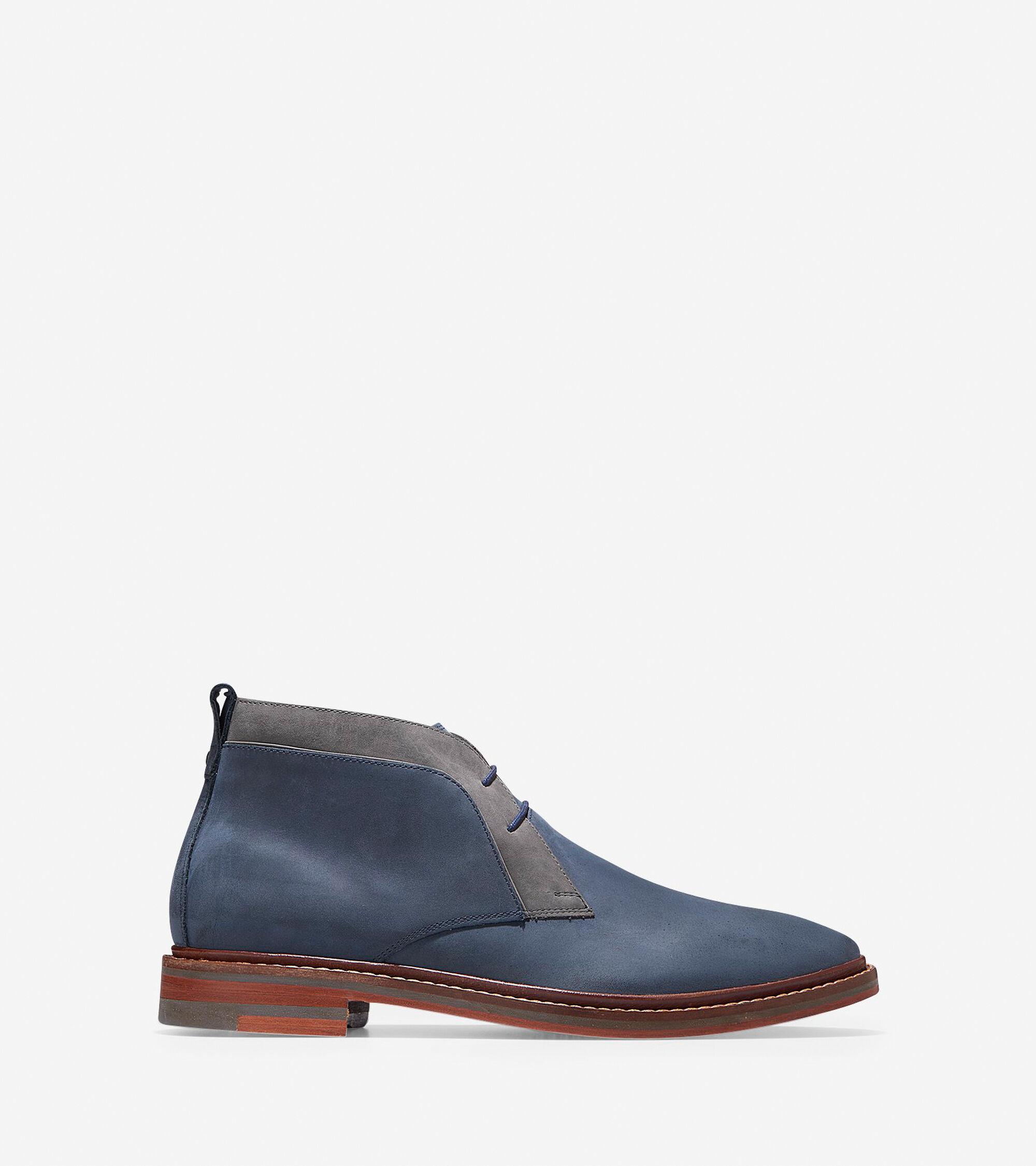 Shoes > Cambridge Water Resistant Chukka