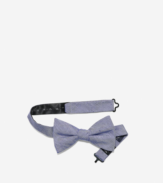 Pinch Surf Solid Bow Tie
