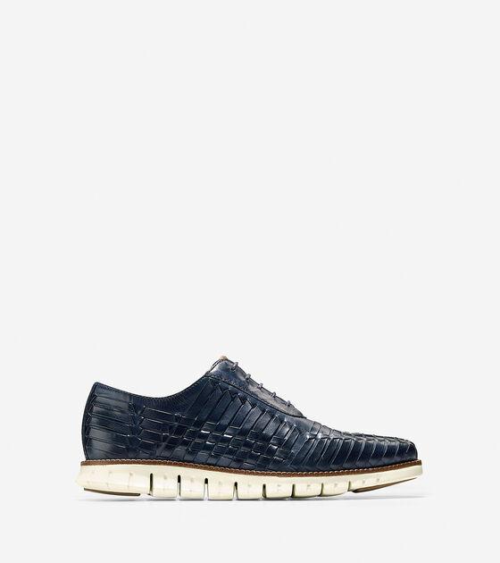 Shoes > Men's ZERØGRAND Huarache Oxford