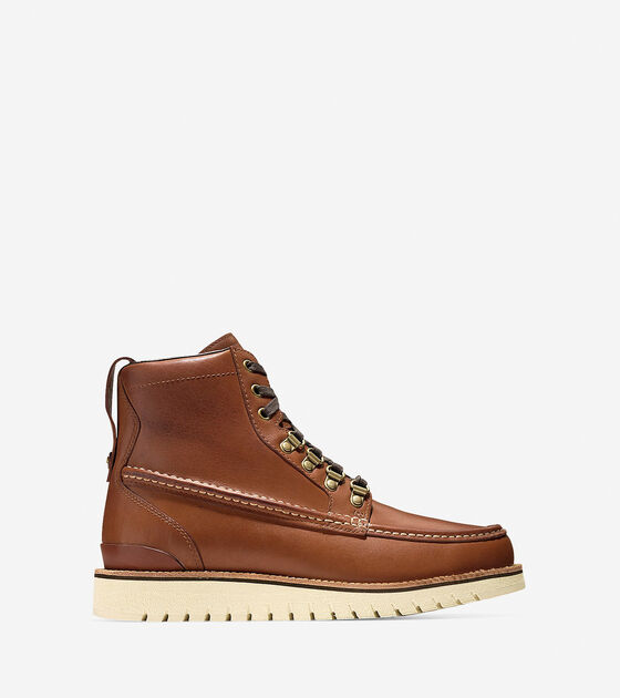 Boots & Chukkas > Men's GrandExpløre Waterproof Moc Toe Boot