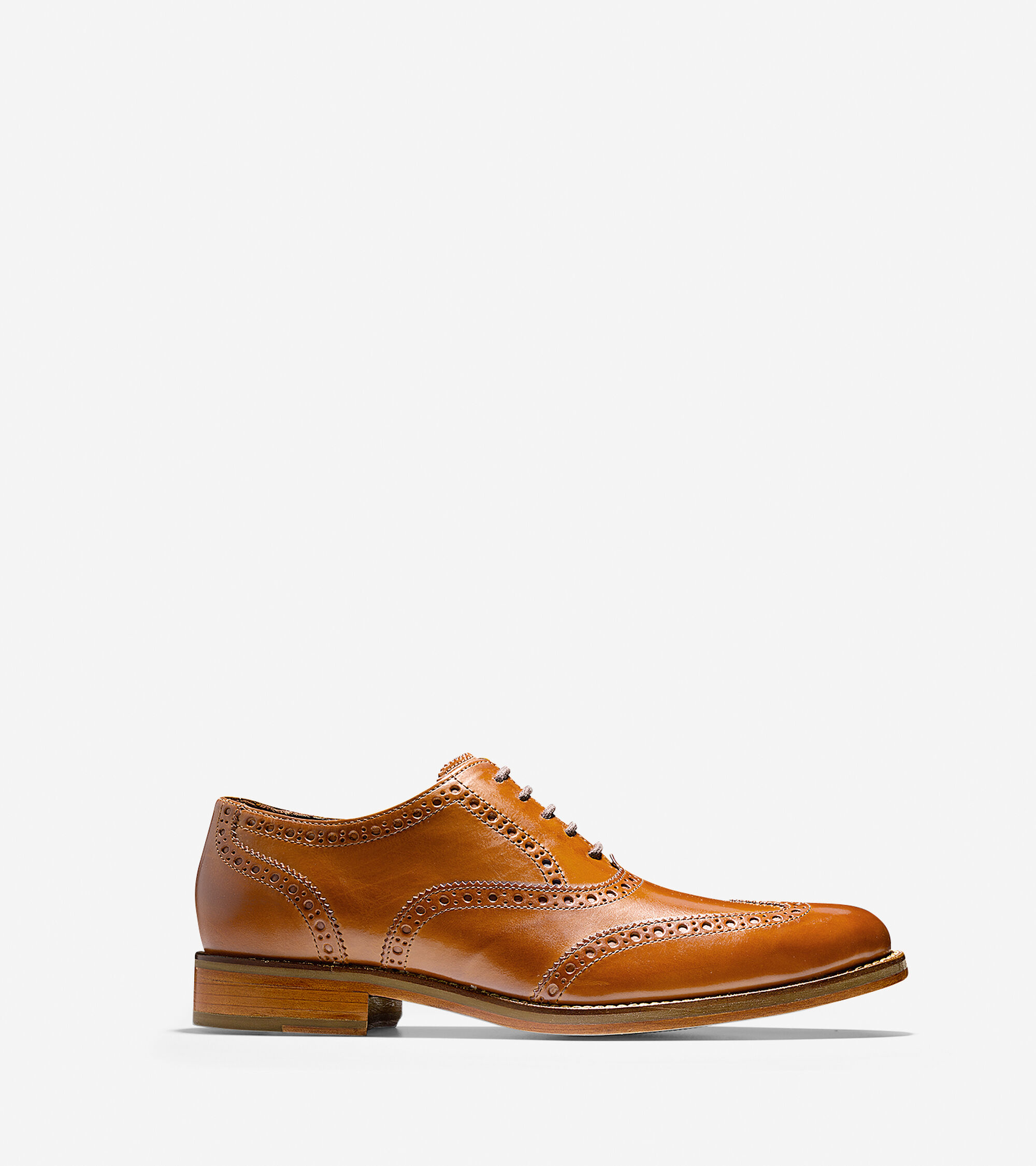 Oxfords & Monks > Preston Wingtip Oxford