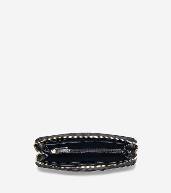 Ripley Continental Zip Wallet