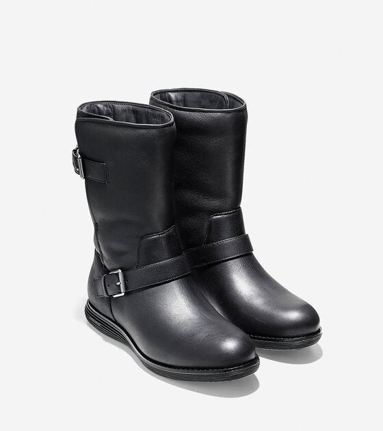 Moto Grand Waterproof Boot