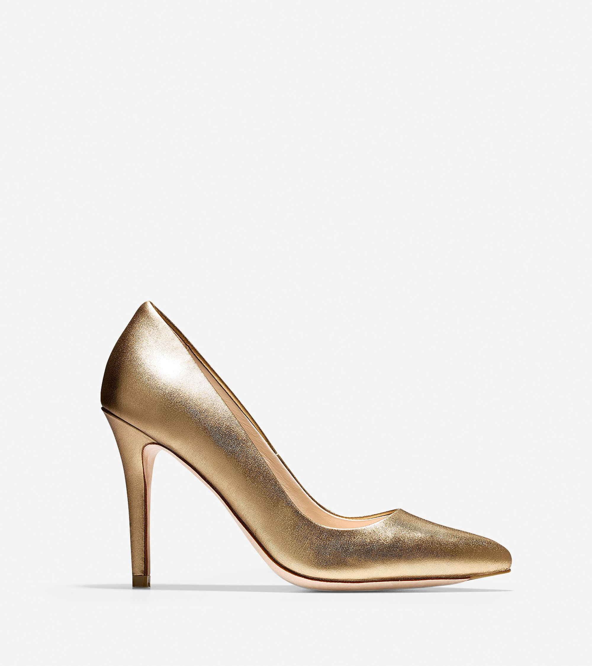 Shoes > Emery Pump (100mm) - Almond Toe