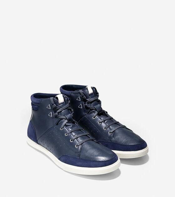 Owen High Top Sneaker