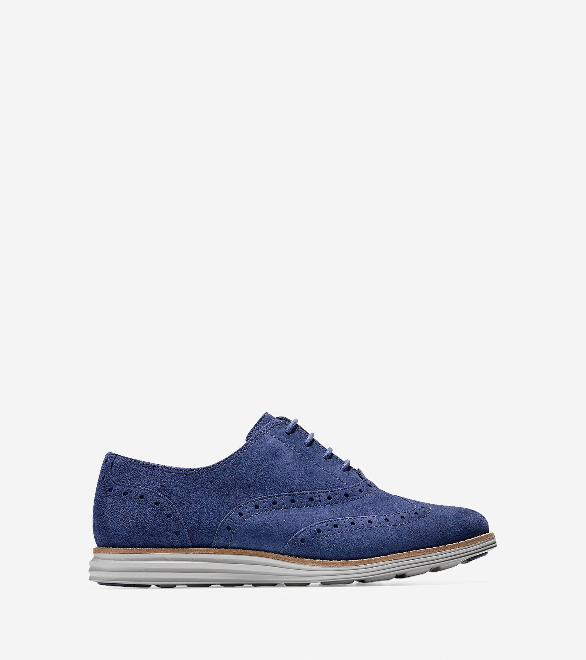 Shoes > ØriginalGrand Wingtip Oxford