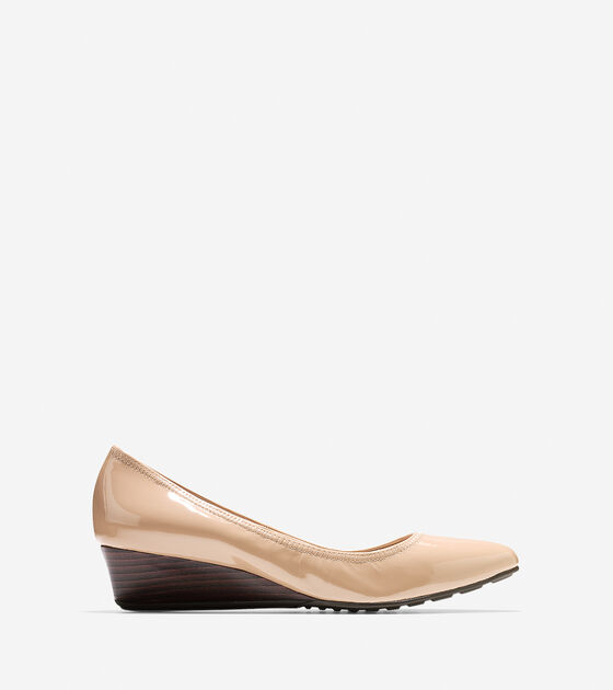 Ballet Flats & Wedges > Tali Luxe Wedge (40mm)
