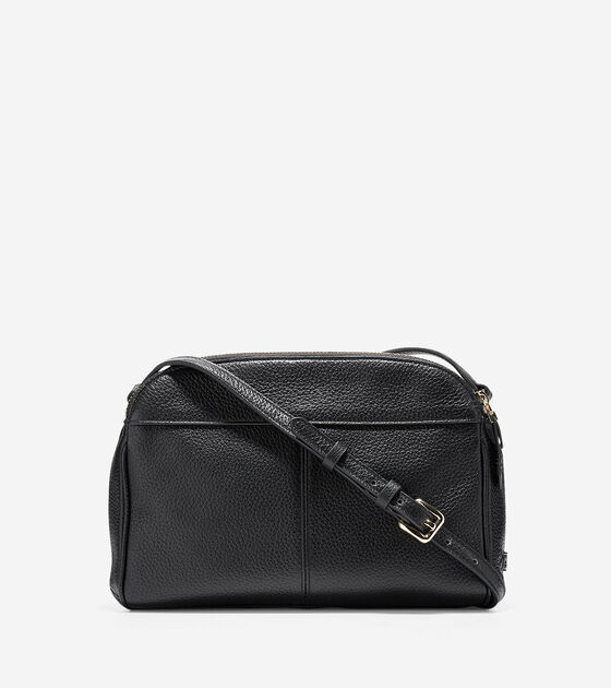 Tali Double Zip Crossbody