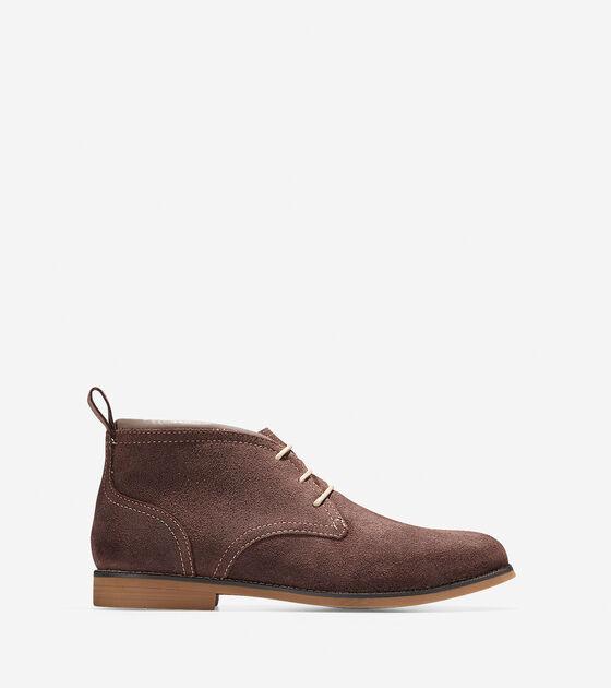 Shoes > Curtis Waterproof Chukka